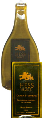 Vineyard Designs Personalized Cheese Boards Label Hess